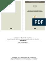 DC45_Investigar en La Enseñanza de La Química_nuevos Horizontes_contextualizar y Modelizar
