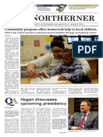 The Northerner - Volume 58, Issue 6