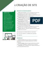 Proposta Lifetree Desenvolvimento de Sites Em 2016