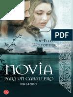 Novia Para Un Caballero - Highl - Sue-Ellen Welfonder
