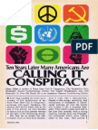 Ten Years Later Manyamericans Are Calling It Conspiracy - Part II - By Gary Allen-1983-20