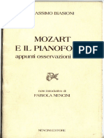 Analisi Mozart sonate