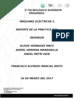 Reporte de Practica 2