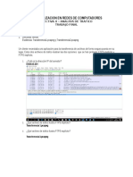Analisis de Trafico Wireshark