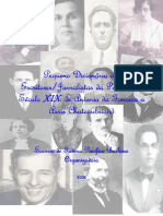 Pequeno dicionário de Escritores Paraibanos