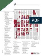 Main Campus Map- Temple University