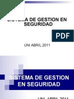 Sistema de Gestion de La Seg y Acc Con Exp