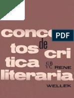 Wellek Rene - Conceptos De Critica Literaria.pdf