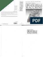 Manuale Degli Organi Delle Macchine - Niemann-Winter-Hohn