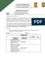 Cronograma Entrega de Documentos Docentes