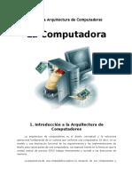 Arquitectura de Computadores Unidad 1