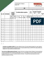 Formato Limpieza y Desinfecciòn 2015 (2)