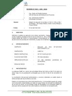 Informe Supervisor Transmisión