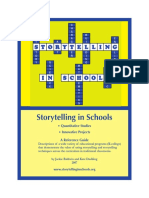 Baldwin and Dudding - Storytelling in Schools