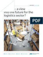 Drones a View Into the Future for the Logistics Sector-10-2015