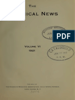 Eugenical News VOLUME VI 1921-84