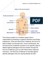 The immune system.pdf