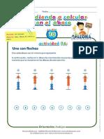Actividades Ábaco Infantil y Primeros Ciclos Alumnos