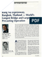 JL-00-January-February , Thailand-World_s Longest Bridge and Largest Precasting Operation