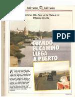 Revista Tráfico, nº 38 (noviembre de 1988). Kilómetro y kilómetro