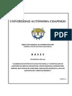 Catalogo de Conceptos Para Proyectos Ejecutivos