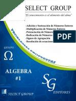 BOLETIN #1 - leyes de signo - potenciacion - radicacion - reduccion - ecuacion.pdf