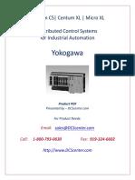 Yokogawa Micro Xl