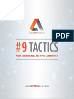 9 Tactics for Choosing an RFID Antenna