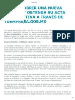 ¿Quiere abrir una nueva empresa....pdf
