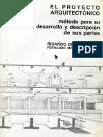 Proyecto Arquitectonico_ricardo de La Puente