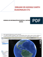 Procedimiento Dibujo GOOGLE EARTH