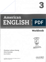 English File 3 Wor Book SECOND EDITION