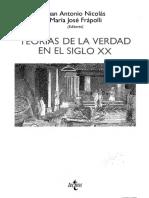Teorias De La Verdad En El Siglo XX.pdf