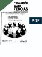 Planeación y Evaluación Basada en Competencias