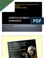 CINÉTICA AVANZADA