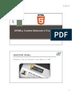 Introdução aos recursos HTML5