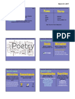 poetry compressed