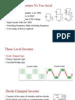 Multilevel vs Two Level