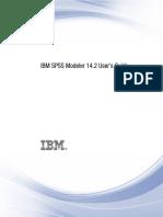 IBM SPSS Modeler 14.2 Users Guide