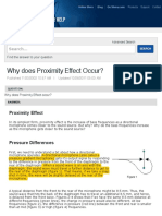 Why does Proximity Effect Occur? | Shure Technical FAQ.pdf