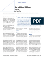 Modelo Articulo Risk Factors Statistics