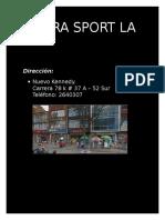 Tu Tienda Ultra Sport