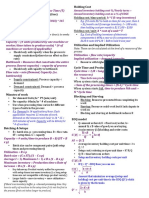 Opim Cheat Sheet