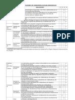 2. Matriz Diagnostico de Convivencia Ie