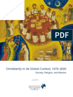 Christianity in Its Global Context, 1970–2020 -  Society, Religion, and Mission