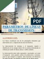 02 Cap II - Parametros Lineas 05-01-17