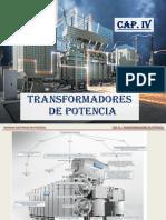 04 Cap IV - Transformadores de Potencia Mod. 14-12-16 (1)