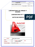 LABORATORIO 1 autocad