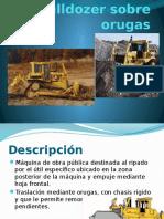 Bulldozer Sobre Orugas