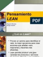 Pensamiento Lean